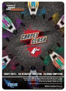 RVRCCC Carpet Clash Charity Event @ Wellfield Business and Enterprise College